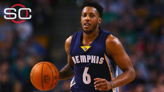 Lack of depth, injury leads to Grizzlies waiving Chalmers