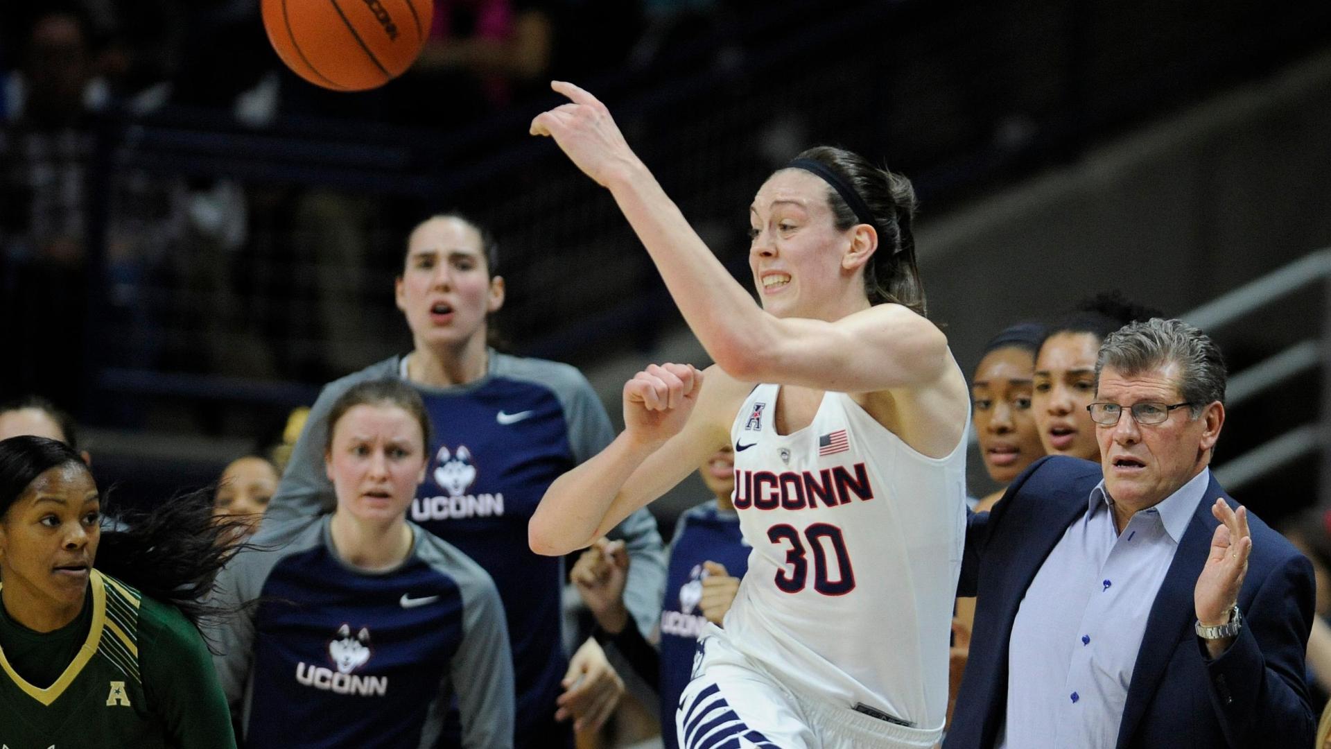 Lawson: UConn on a remarkable run