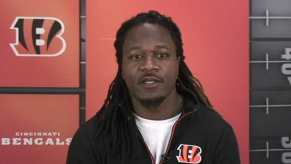 Video - Adam Jones: I truly know I will retire as a Bengal