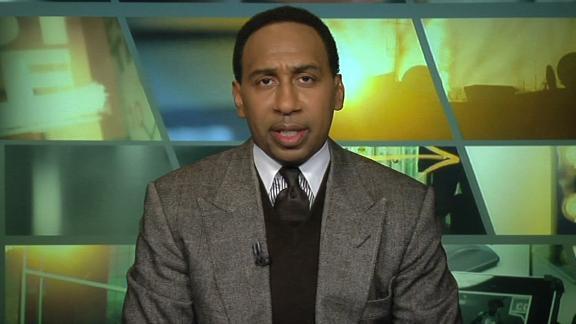 Video - Stephen A.: Broncos should consider acquiring McCarron