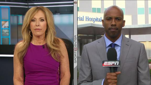 Video - Heavy hearts dealing with Tray Walker tragedy