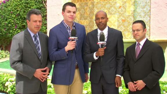 Video - AFC East roundtable: Coaches breakfast and NFL draft