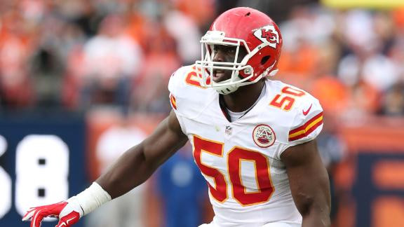 Video - Houston's ACL surgery explains Chiefs' recent moves