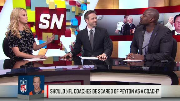 Video - Should NFL coaches be scared of Peyton as a coach?