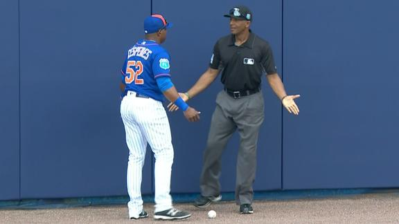 Cespedes: What are you doing?