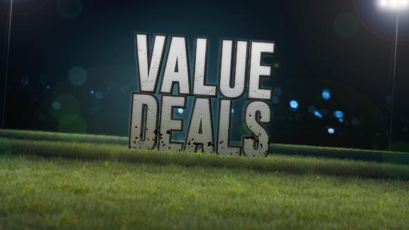 Video - Most valuable NFL offseason deals