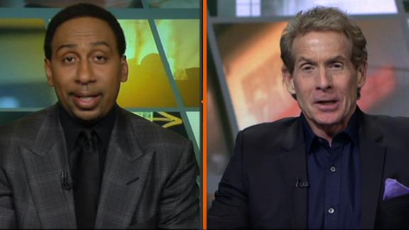 Video - Do Aaron Rodgers and Stephen A. Smith believe in aliens?!