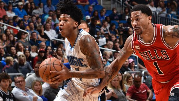 Magic beat Bulls, snap six-game slide