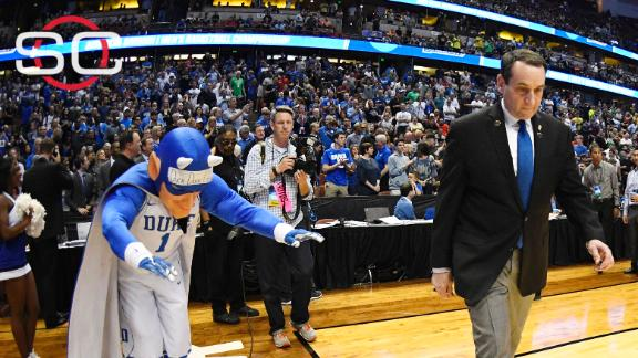Fraschilla: It was big of Coach K to apologize