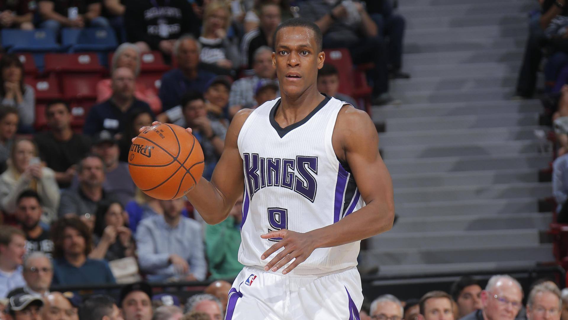 Rondo on Mavs: I want their season to end when ours does