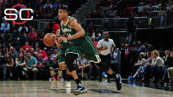 How will Antetokounmpo's move to point play out?