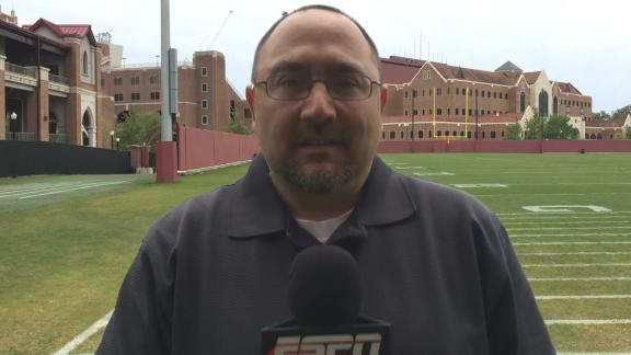 Video - Ramsey made scouts 'ooh' and 'ahh' at pro day