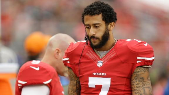 Video - Kaepernick has ability to pressure 49ers for trade