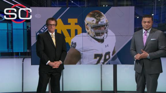 Video - Is Ronnie Stanley a top-10 pick?