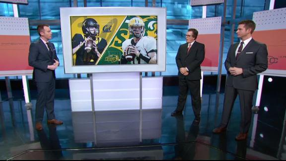 Video - Which teams could benefit from trading down?
