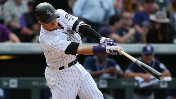 Story adds two more homers to his tally