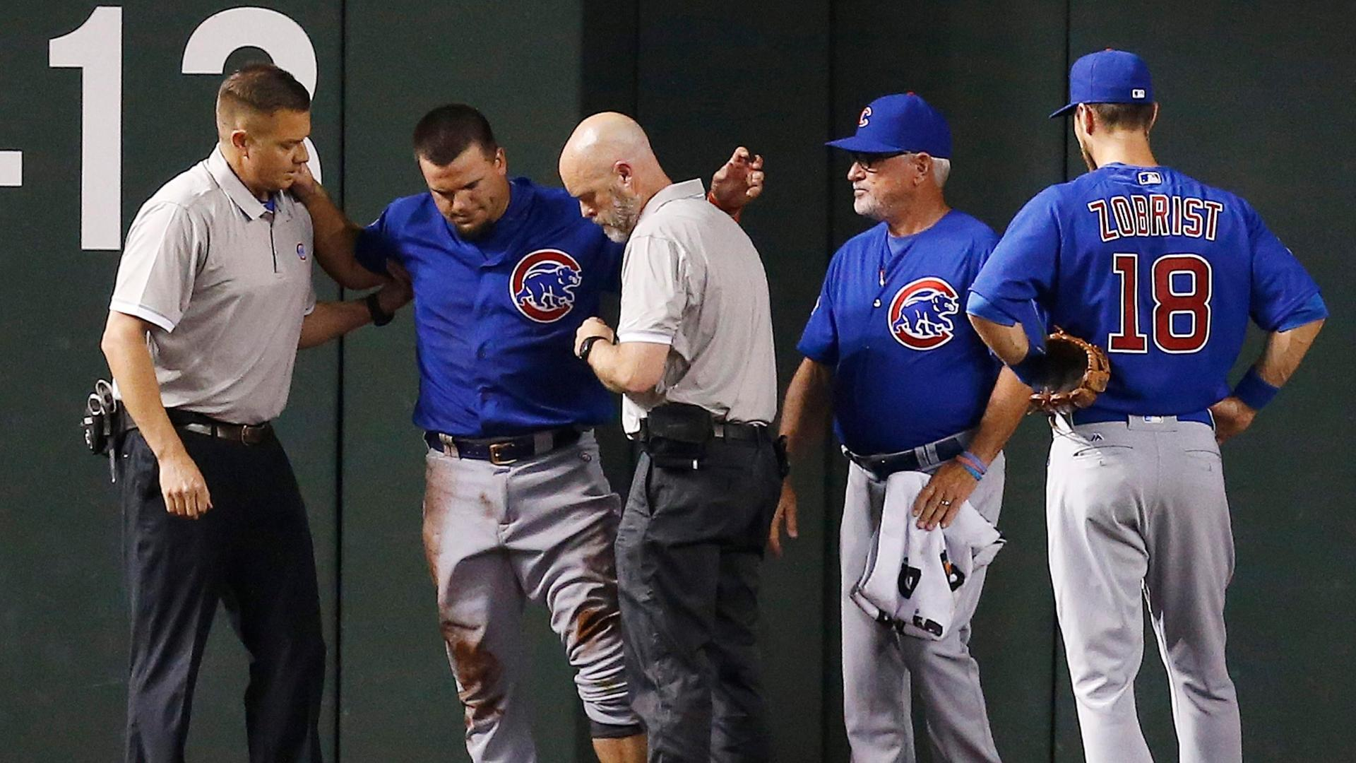Schwarber done for season, 'terrible news for Cubs'