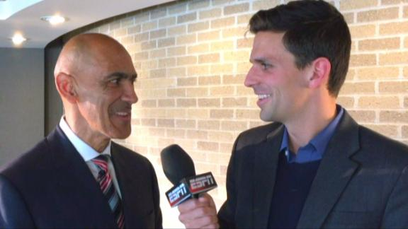 Video - Dungy on HOF: It's something you don't dream about