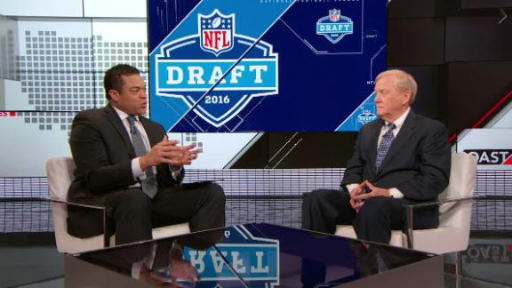Video - Why would Titans trade top pick?