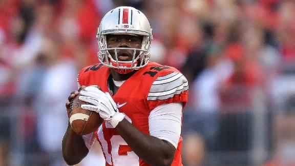 Cardale Jones: No regrets about returning to Ohio State