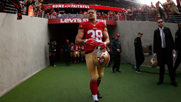 Video - Hayne yet to sit down with coach Chip Kelly