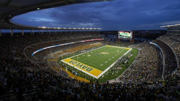 Former Baylor tight end expelled this year over sexual assault allegation