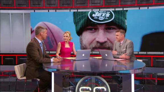 Video - How to handle Jets' QB situation