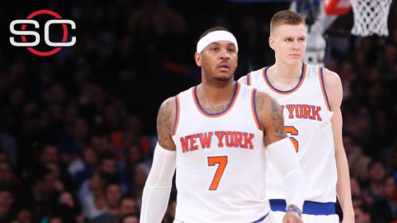 Will Knicks take advantage of Melo's 'window?'