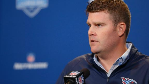 Video - Titans GM: We're not done yet
