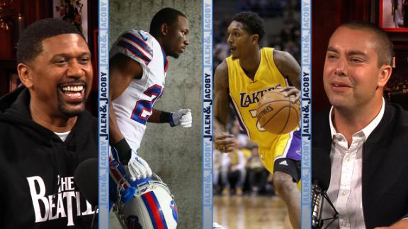 Video - The LeSean McCoy - Lou Williams Twitter Beef