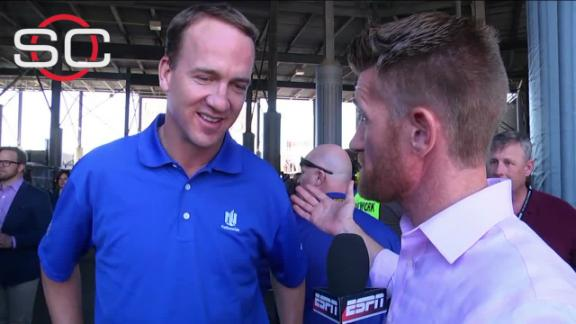 Video - Peyton Manning: It felt like the right time