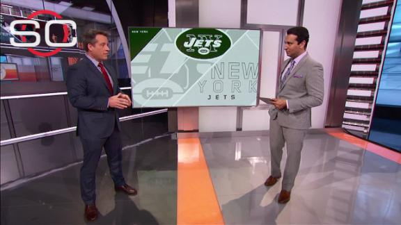 Video - Will Jets use Hoyer as leverage against Fitzpatrick?