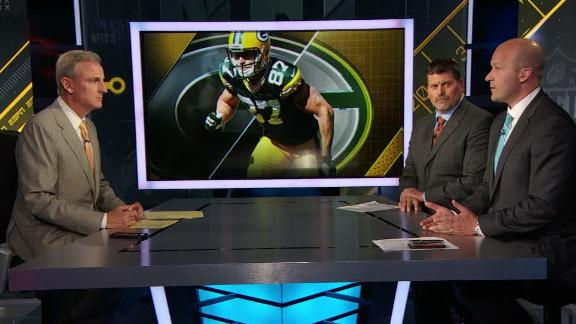 Video - Hasselbeck: Nelson second most important Packers' offensive playe...