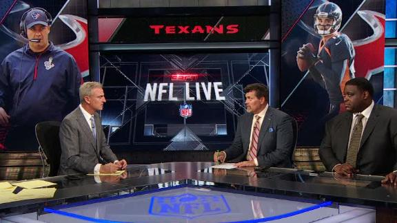Video - What type of QB does Osweiler have to be in Houston?