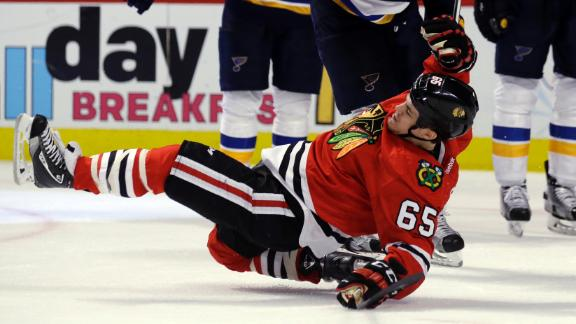 Wilbon: NHL made the right decision suspending Shaw