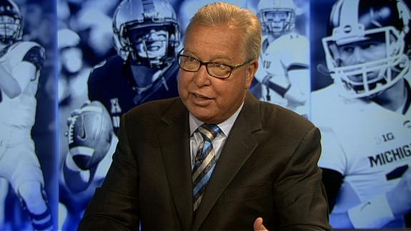 Video - Jaws thinks Kaepernick could still be a star