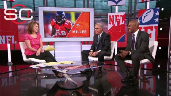 Video - Riddick: Elway, Broncos won't lose Von Miller
