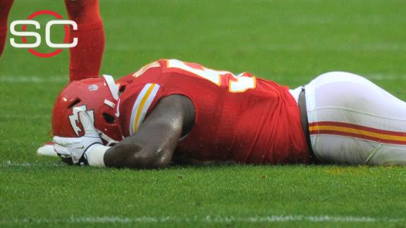 Video - How injuries will affect Justin Houston