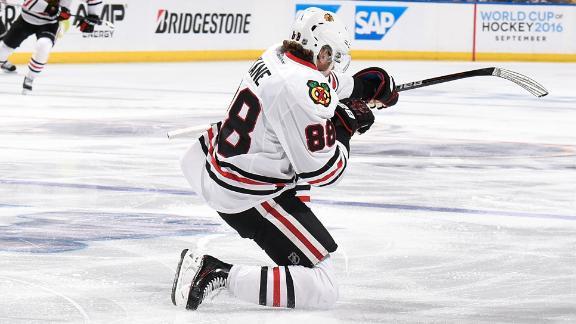 Kane's 2OT magic saves Blackhawks season