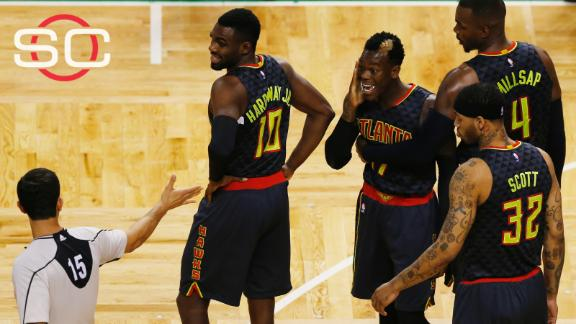 Suspension looming for Thomas after striking Schroder?