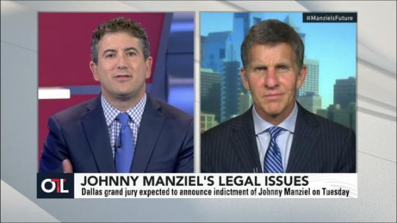 Video - OTL: Johnny Manziel's legal issues