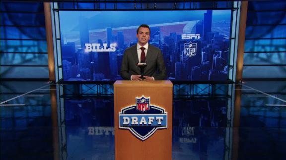 Video - Bills draft Jarran Reed in NFL Nation mock draft