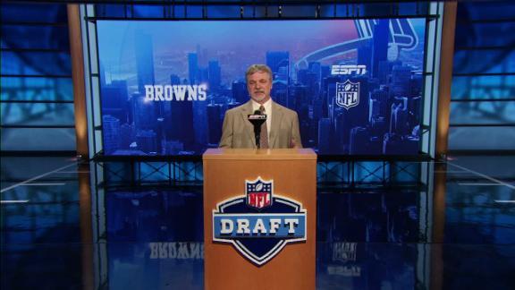 Video - Browns draft Ezekiel Elliott in NFL Nation mock draft