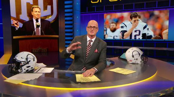 Video - SVP: The never-ending feud between Goodell-Brady