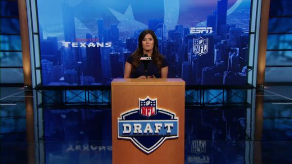 Video - Texans draft Corey Coleman in NFL Nation mock draft