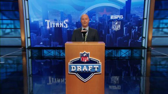 Video - Titans draft Jack Conklin in NFL Nation mock draft