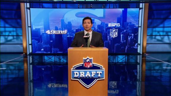 Video - 49ers draft Ronnie Stanley in NFL Nation mock draft