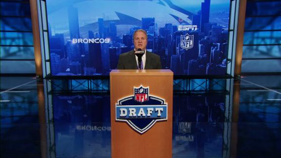 Video - Broncos select Vonn Bell in NFL Nation mock draft