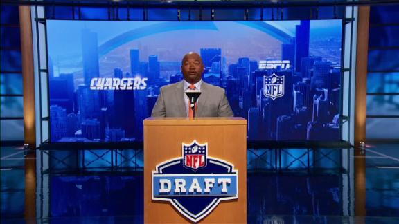 Video - Chargers take Buckner in NFL Nation mock draft