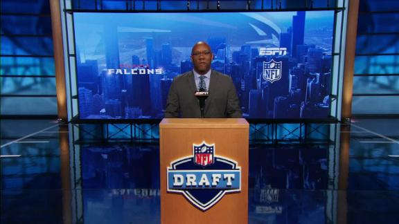 Video - Falcons select Darron Lee in NFL Nation mock draft